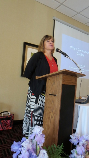 Dr. Patty Scott, SWOCC