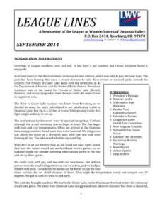 LWVUV-Newslter-September-2014-thumb