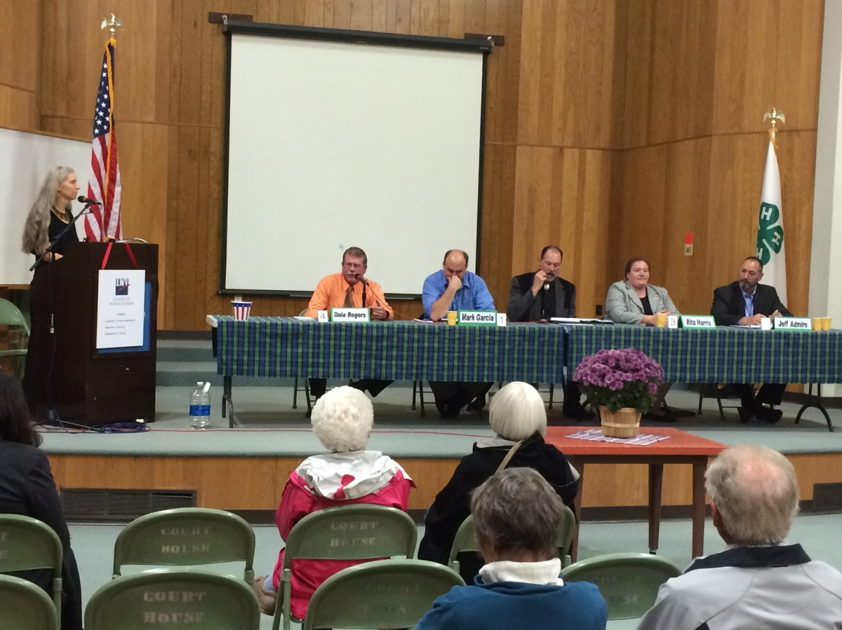 County Commissioner Candidates ForumPhotos