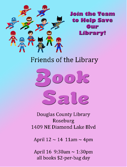 Save the Library – BuyBooks!