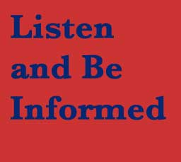 Listen-and-be-informed