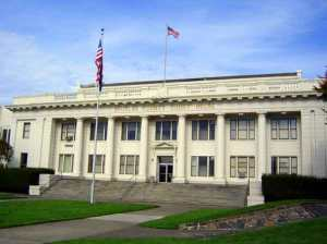 Douglas County, Oregon Courthouse